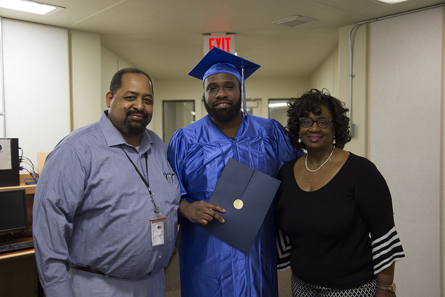 Escambia County Corrections GED Graduates