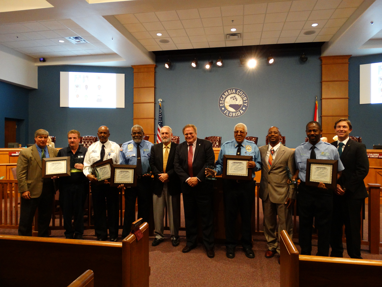 CountyCommissionerspresentaNovember2014Proclamation